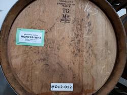 More barrel aging